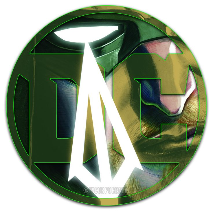 DC Green Arrow logo by sacredrealmhero