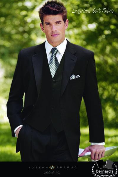 -the Waldorf 2 button notch #tuxedo  -luxuriously soft Super 120s wool #bernardstux
