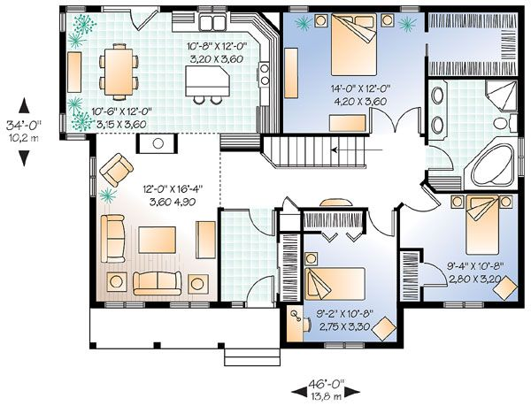 Bungalow House Plans In The Philippines Google Search