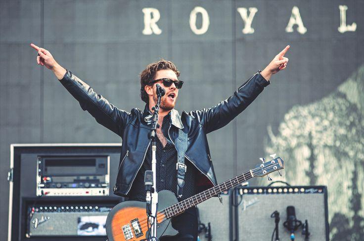 Mike Kerr, Royal Blood