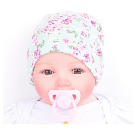 >> Click to Buy << ON SALE 2017 New Baby Flower Hat Girl Toddler Infant Children Cotton Floral Hat Cap Newborn Hats Baby Beanies Cap Hospital Hat #Affiliate