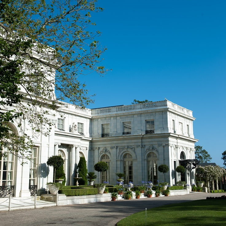 A Beautiful Summer Wedding At Rosecliff Mansion In Newport: 71 Best Images About Downton Abbey: The Newport Connection