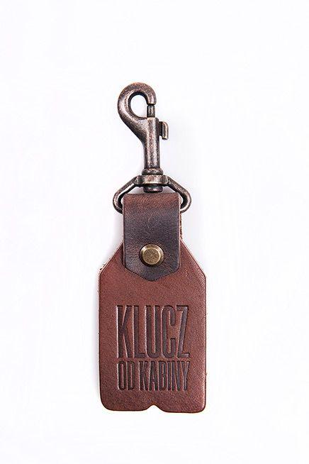 Brelok Klucz od kabiny | Pan tu nie stał