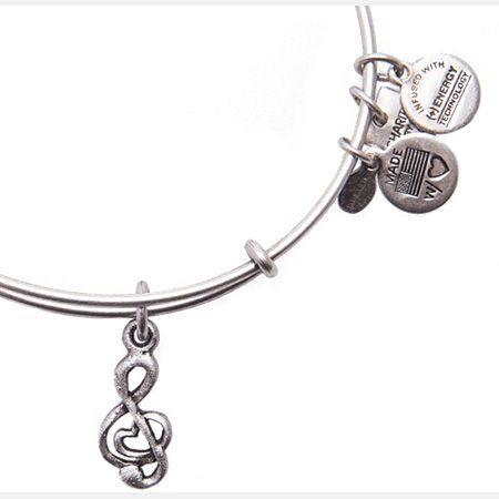 Alex and Ani Sweet Melody VH1 Save the Music Bangle - $28 http://www.zeeberry.com/alex-and-ani-jewelry/alex-and-ani-sweet-melody-vh1-save-the-music-bangle-rafaelian-silver.cfm