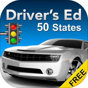 Drivers Ed Free: DMV Permit Practice Test (All 50 States) by Iteration Mobile S.L