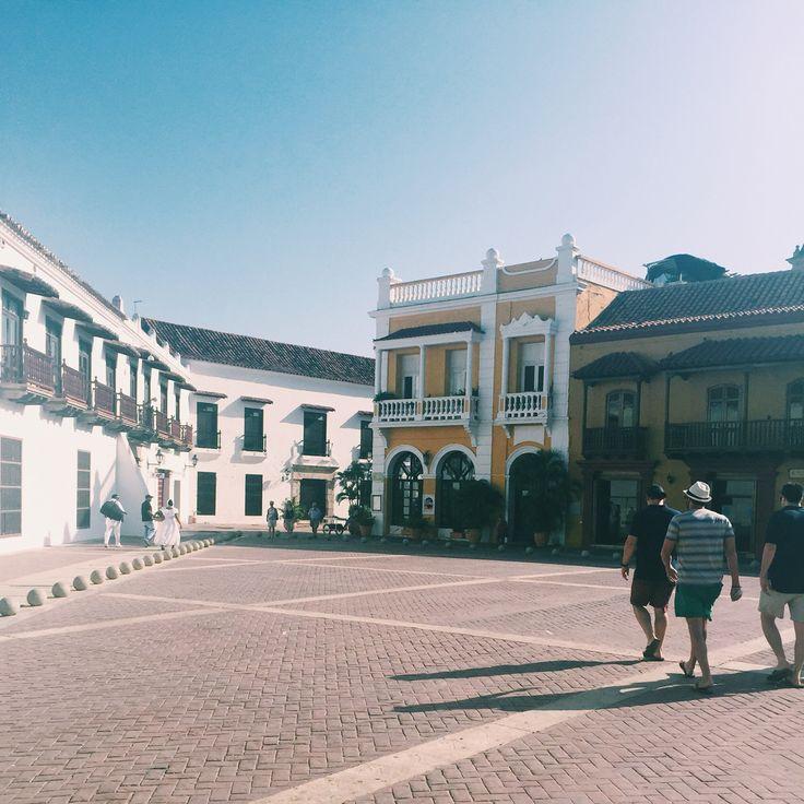 Centro Histórico con más de cinco décadas de historia.
