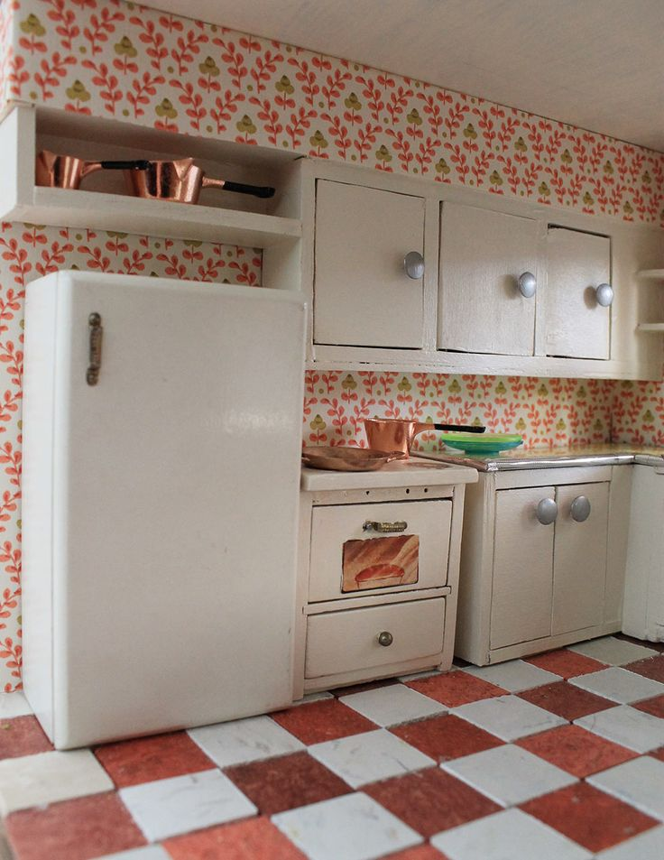 printable dollhouse kitchen cabinets unfinished furniture vintage custom