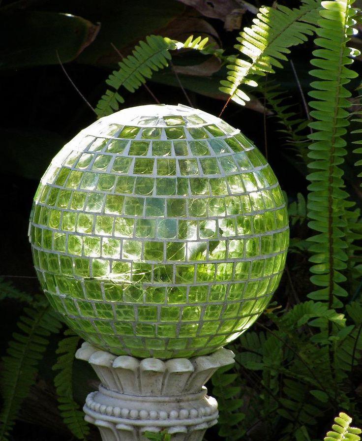 Garden Globes and Gazing Balls