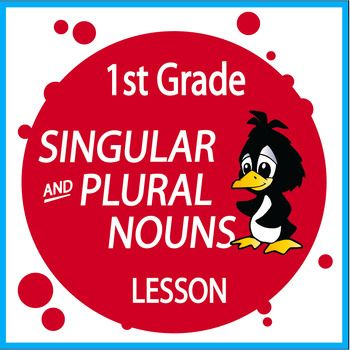 FREEBIE to teach students to identify, use, and spell Singular and Plural Nouns with this Common Core-aligned lesson and engaging hands-on activities.