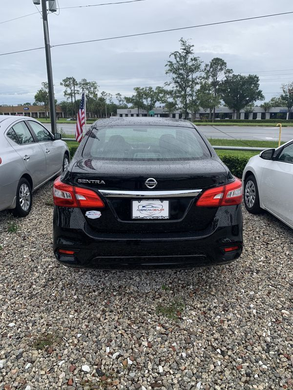 2018 Nissan Sentra 899 For Sale In Orlando Fl Offerup Nissan Sentra Good Credit Nissan