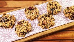 Granola Breakfast Cookies Recipe | The Chew - ABC.com