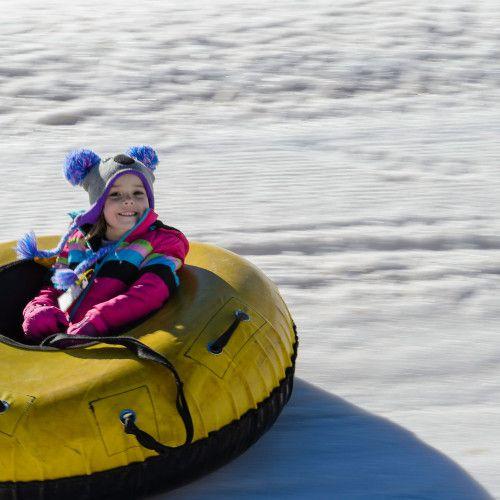 Polar Coaster Tubing at Angel Fire Resort