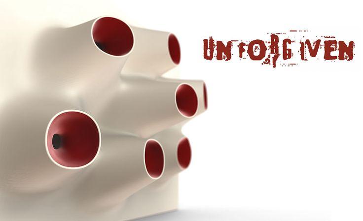 Unforgiven Safe Box - semedesignlab