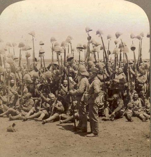 2nd Boer War;  Royal Munster Fusiliers