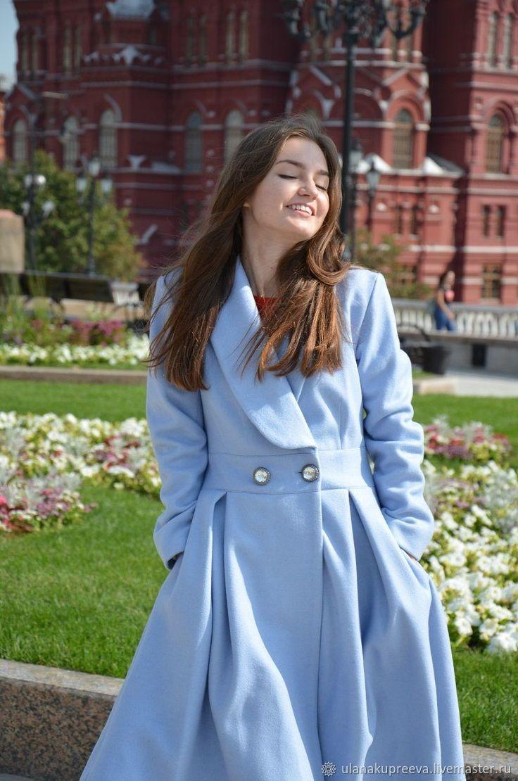 """Купить Пальто""""ПОЛИНА"""",пальто демисезонное в интернет магазине на Ярмарке Мастеров"""