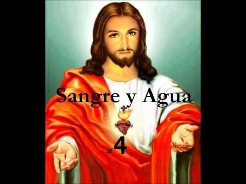 1 HORA de MUSICA CATOLICA con SANGRE y AGUA #4- Canciones Cantos