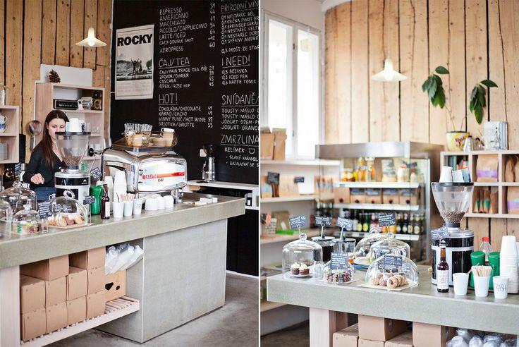 Кофейни в Праге