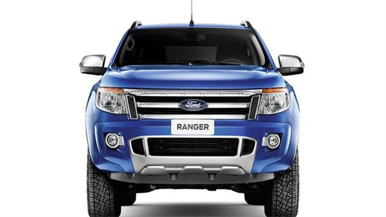 Ford Ranger XLT from KJAER & KJAER has improved pick up capability