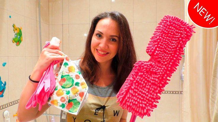 УБОРКА в ванной комнате! Чистка плитки и сантехники. Nataly Gorbatova