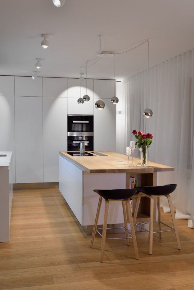 White paradise by GAO architects - MyHouseIdea