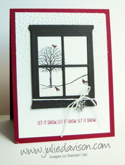 Image result for stampin up Christmas cards to make Stampin Up