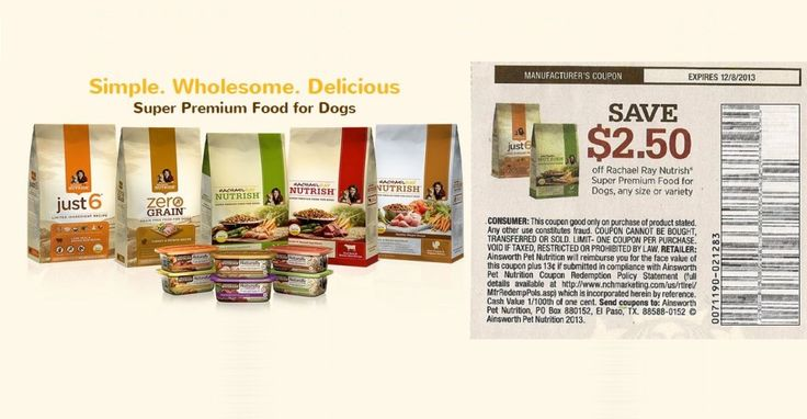 Rachael Ray Nutrish Coupon Causes Confusion