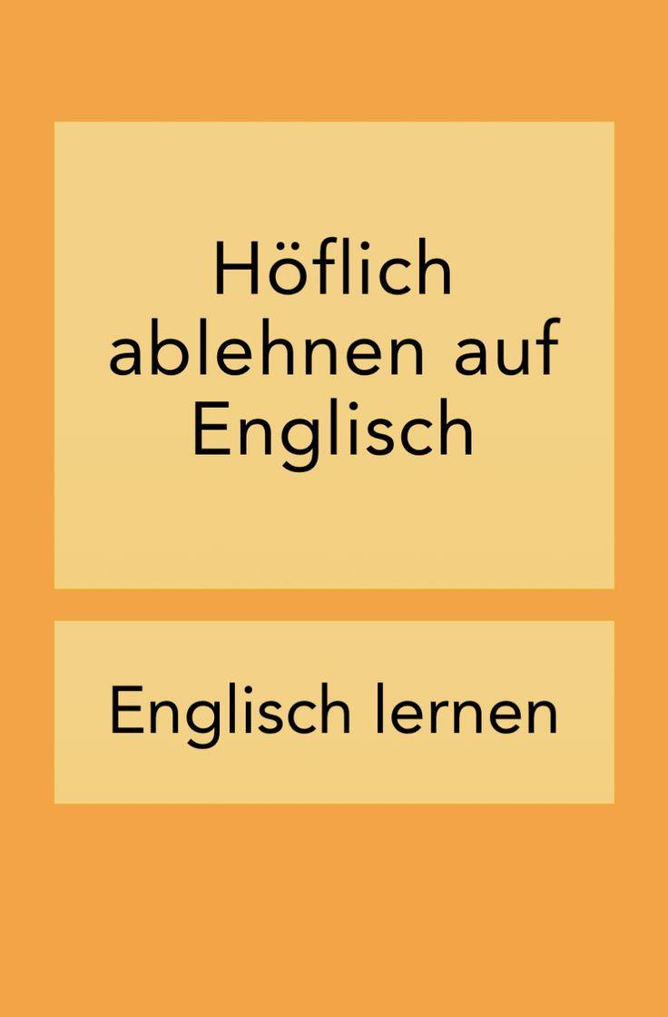 Höflich Fragen Englisch