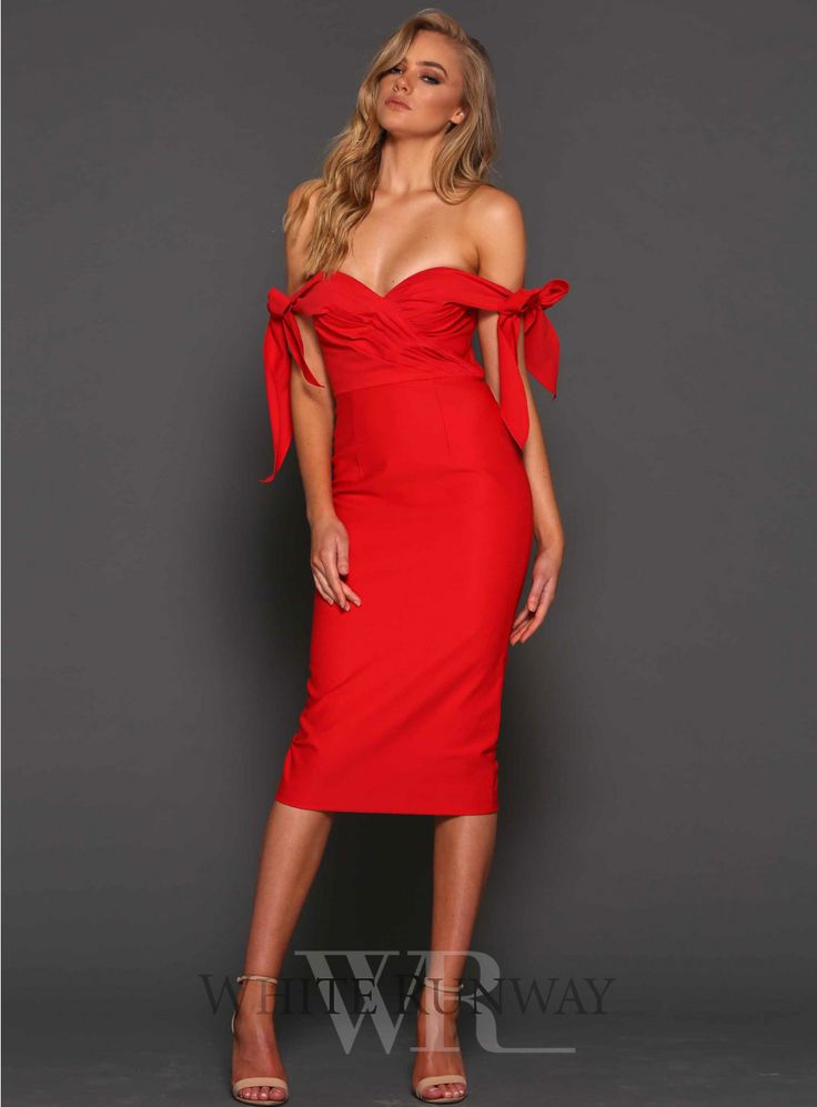 Red Gowns On Sale
