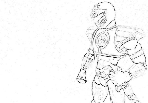 Pin knight coloring page helmet shield and sword pictures for Mighty morphin power rangers coloring pages