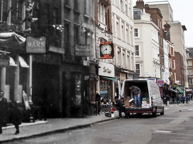 Soho then and now - Old photographs of Soho - Time Out London