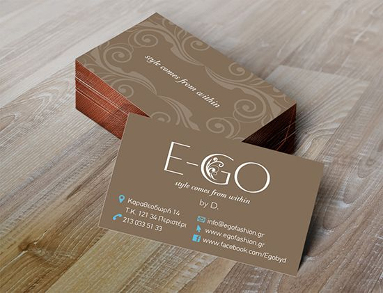 Proffesional Cards on Behance