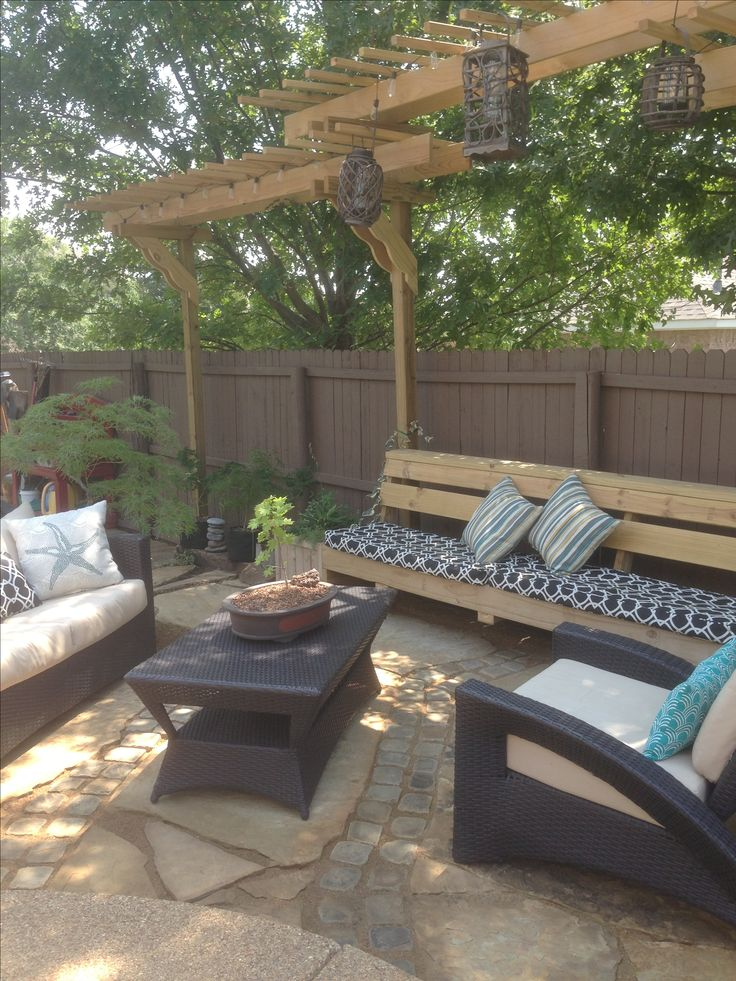 59 best images about backyard ideas on pinterest for Backyard patio extension ideas