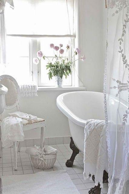an unhurried bath