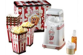 Machine pop corn Simeo MALETTE POP FC650