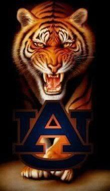 AUBURN!!! Watch out I know about the trees:(