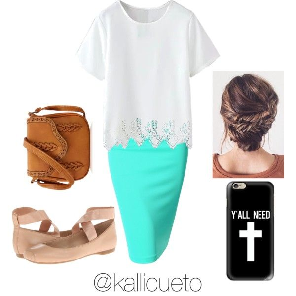 A fashion look from July 2016 by kallicueto featuring Doublju, Jessica Simpson and Casetify