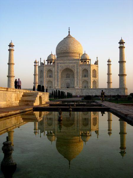 India, Taj Mahal - by Emanuele Del Bufalo