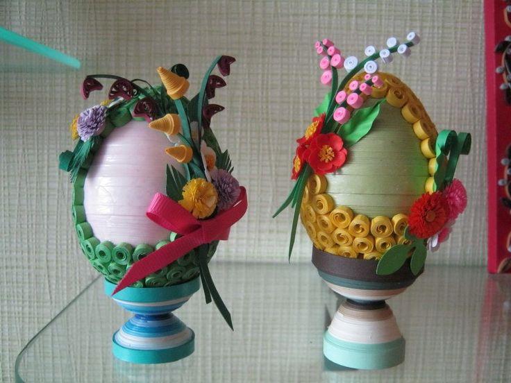 Пасхальные яйца   24 фотографии