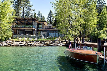 The Lake Club at The Ritz Carlton, Lake Tahoe
