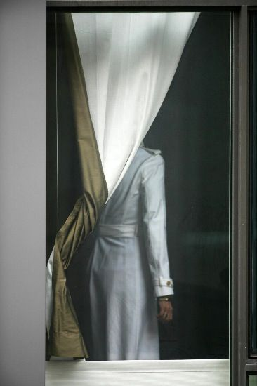 The Neighbors by Arne Svenson - this series is really fascinating to me, not only because the images are so beautiful, but also because of the legal controversy that has surrounded it.