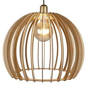 Lampeskjermen Woody  Clas Ohlson 399,-