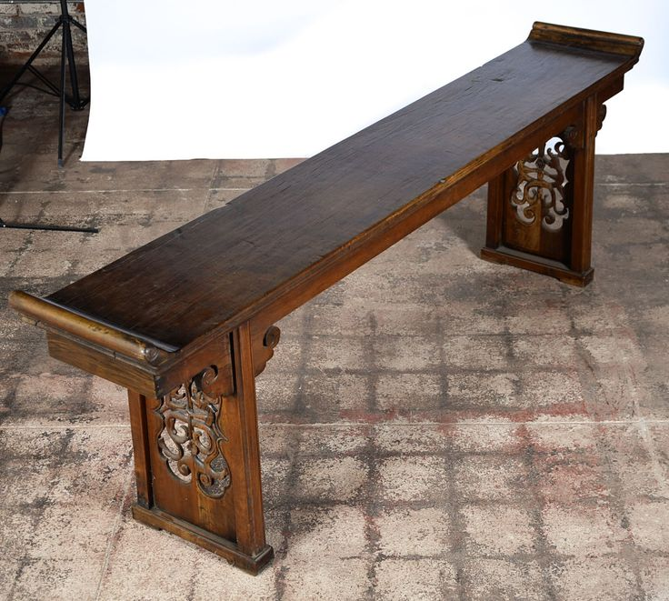 chinese 19th century massive hardwood altar table ebay