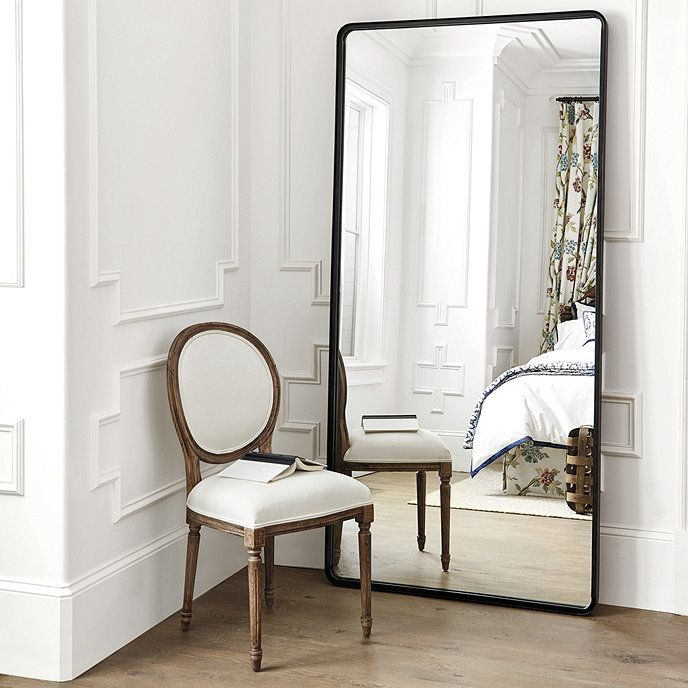 Wilcox Oil Rubbed Bronze Mirror Home Decor Image Luxury Furniture White Furniture Living Room Contemporary Full Length Mirrors