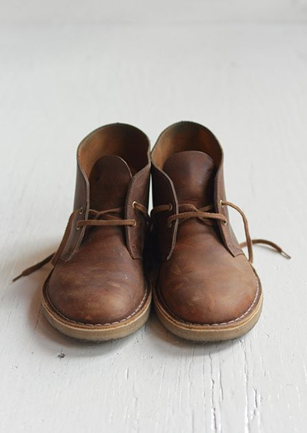 A short history of the Desert Boot (by Clarks)