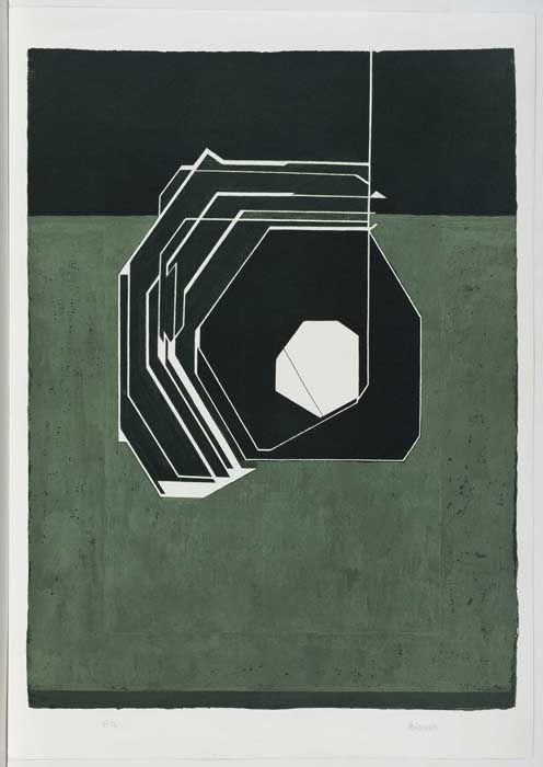 Palazuelo - Expo 77 Litografia de 1977 #art #palazuelo #dolorsjunyent
