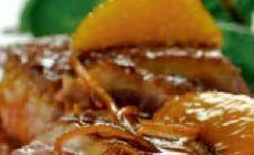 recept AEG stoomoven eend met sinasappel