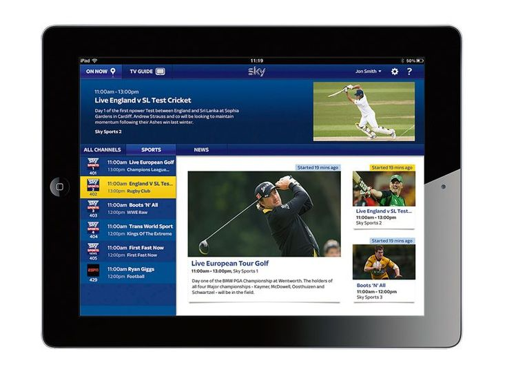 Sky Go review | Sky's mobile TV offering gets a smart makeover, but it's still early days for Apple fans Reviews | TechRadar