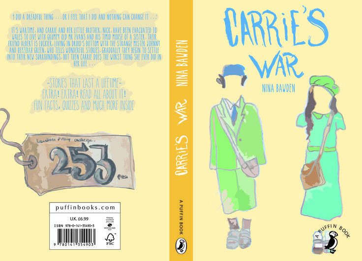 Penguin Book Cover Carrie S War ~ Best end of year show images on pinterest