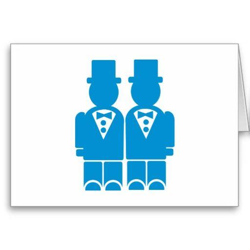 Homosexuelle Hochzeit - Heirat - Männer - Mann - Bräutigam