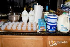 Cocktail Recipe:  RumChata Pudding Shots!  Creamy pudding made with rum liqueur.  Better than Jello Shots any day!